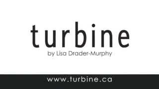 Turbine Signature Collection by Lisa Drader-Murphy: Draped Essential Top Thumbnail