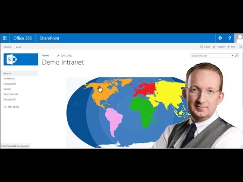 Add an Excel Hotspot Image to SharePoint