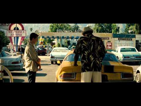 Transformers 2007 Comprando a Bumblebee HD latino