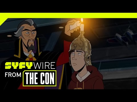 Venture Bros.' Executive Producers Can't Remember Venture Bros  SDCC 2018  SYFY WIRE