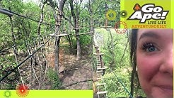 What a Go Ape Rope Course is Really like!