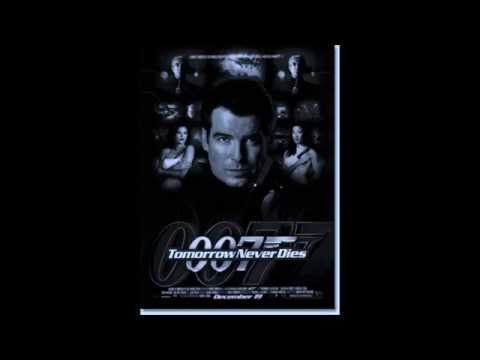 Tomorrow Never Dies Original Soundtrack - made and owned by David Arnold-1997