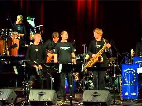 European Jazz Orchestra. 3 mai. CCS CLUJ