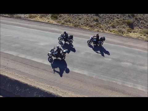 Follow me Moto Phantom 3 Drone DJI - Paso Agua Negra