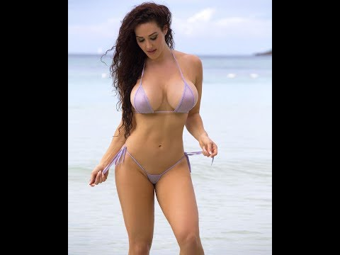 Gia Marie Macool ,Sexiest Fitness Model on Earth Watch Her full Hot Workout