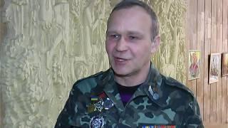 В Харькове чествовали воинов-афганцев