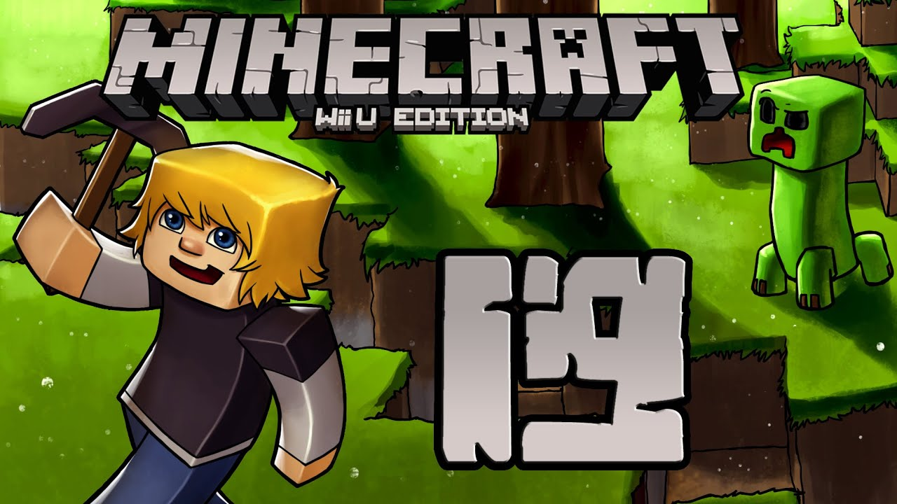 Lets Play Minecraft Wii U Edition German Ich Liebe - Minecraft videospiele