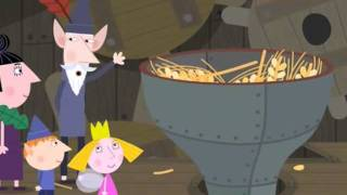 28  Мельница эльфов The Elf Windmill