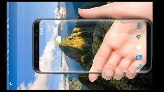 Download Membuat Wallpaper Transparan Keren di Android | Nature Live Wallpaper