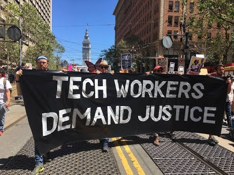 Technology, Workers and Silicon Valley-Frontline View From T