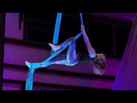Krisin DeLeon  Aerial Silks Believer