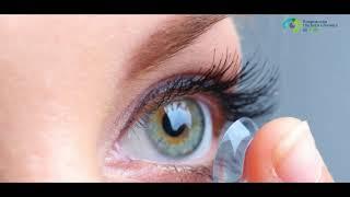 Покраснели глаза от контактных линз!?