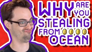 Super Seigen's Magnum Bogus (BANNED) & Why Are You Stealing From Ocean? [Super Mario Maker]