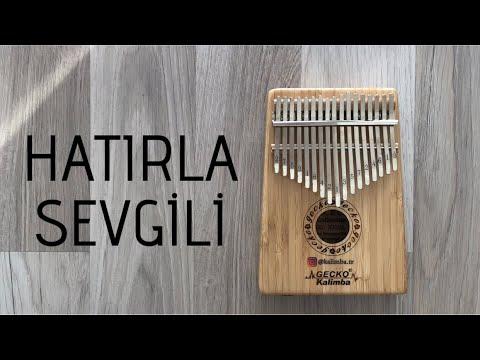 Hatırla Sevgili - Kalimba Cover ( Yeni Başlayanlar İçin)