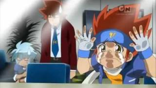 (FULL) Beyblade Metal Masters Episode 42 - The Dragon Emperor Descends ENGLISH HD Sound Quality