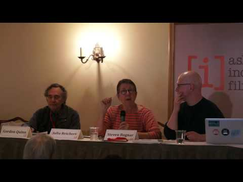 AIFF2016 TalkBack - Activist Film Collectives - April 8, 2016