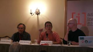 AIFF2016 TalkBack - Activist Film Collectives - April 8, 2016