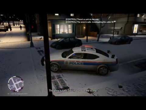 GTA IV LCPDFR 1.1 part 17 Calgary Police Service