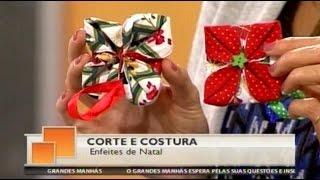Ideias de Natal – Costura com Riera Alta