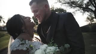 Wedding on Marco Island FL // Mr & Mrs Schuck