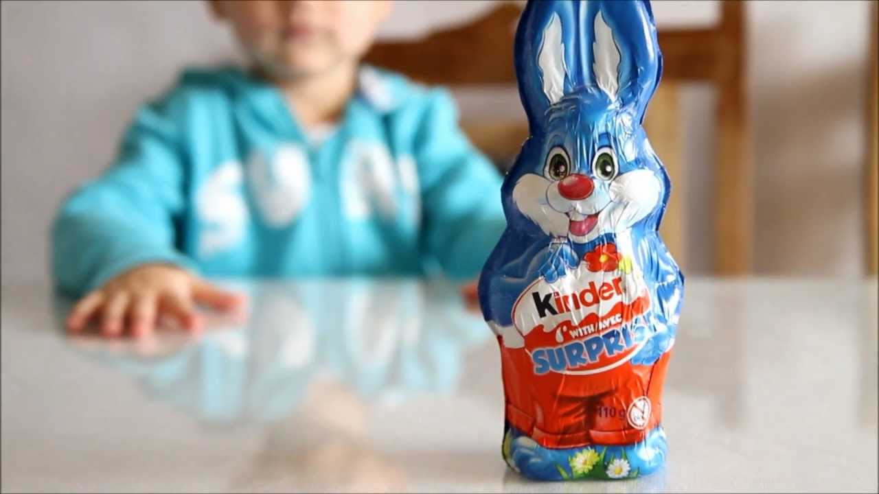 Kinder surprise eggs 4 pack easter edition – chocolate & more delights.