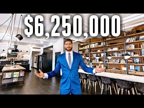 NYC Apartment Tour: $6.25 MILLION LUXURY APARTMENT