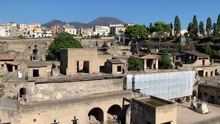 Inside Herculaneum, the ghost city to see instead of Pompeii
