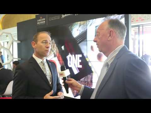 Mark Willis, Area Vice President, The Rezidor Hotel Group, Middle East & Turkey