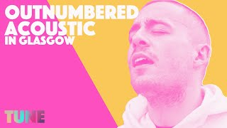 Dermot Kennedy performs Outnumbered stripped back and in the street | Howlin' To The Wind | TUNE