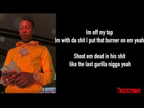 NBA Youngboy - Danger Lyrics (Fredo Bang Diss)