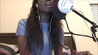 Solange| Cranes In The Sky (Lynese Cover)