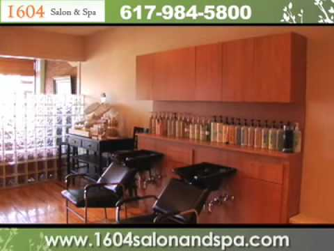1604 salon spa quincy ma youtube