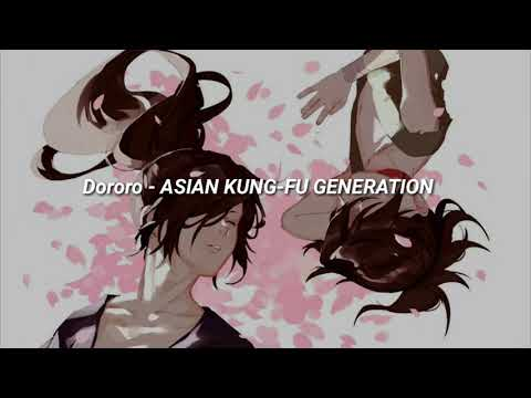 Dororo - By: ASIAN KUNG-FU GENERATION ◤ どろろ Dororo Opening 2 FULL ◢  SUB ESPAÑOL