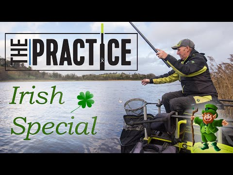 *** Coarse & Match Fishing TV *** The Practice - Mark Pollard - Irish Special