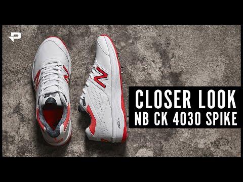 New Balance CK4030 Cricket Shoes - Closer Look