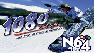1080 Snowboarding - Nintendo 64 Review - HD
