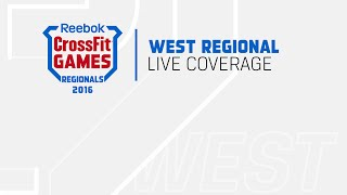 West Regional: Team Events 1,2 & 3