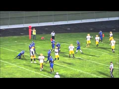 2016 RB/ATH  Nate Moore Senior Highlights