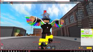 Roblox: Super Power Training