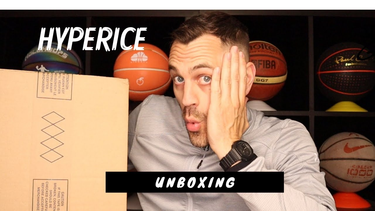 Recovery wie NBA Stars - Hyperice UNBOXING