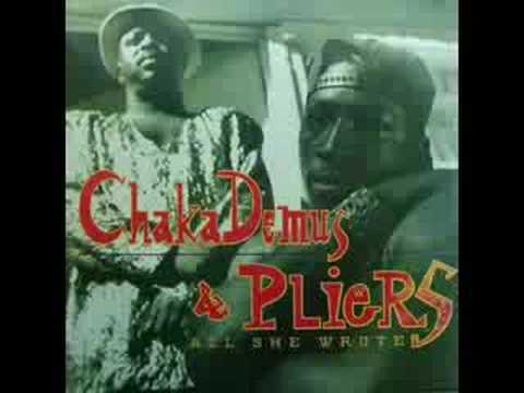Chaka Demus And Pliers - She Don't Let Nobody