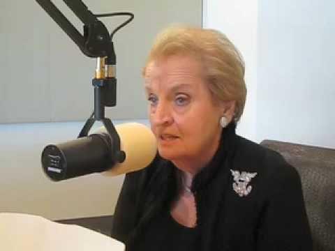 WNYC: Madeleine Albright on American Exceptionalism