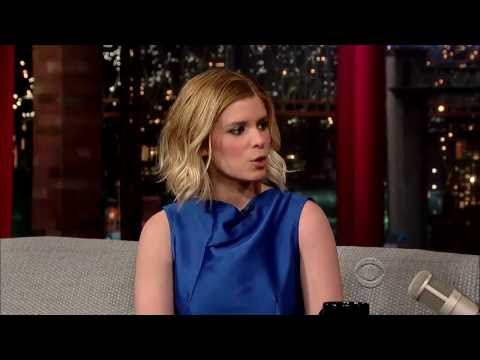 Kate Mara Letterman 2014 02 18 720p