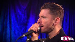 "Marc E Bassy performs ""You & Me"" LIVE at 106.5 The End"