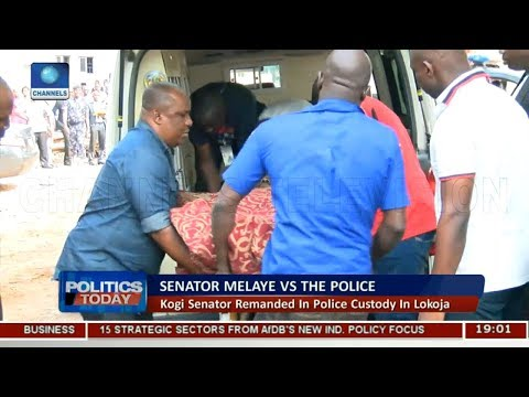 Dino Melaye Remanded In Police Custody | Politics Today |
