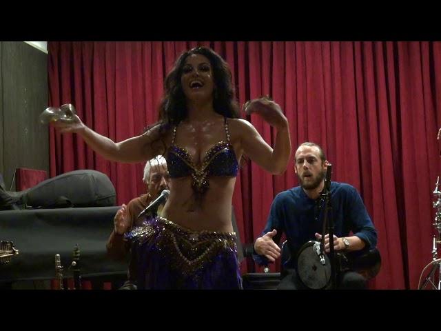 Souren Baronian's TAKSIM feat. Layla Isis