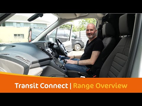2019 Ford Transit Connect - Range Overview | Vanarama.com