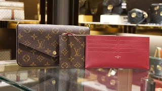 가방을 사면 지갑이 두개!? 명품 퀵리뷰 루이비통 포쉐…