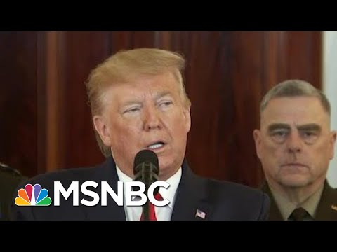 A Conflict Avoided For Now, But A 'Low-Grade War' Continues | Morning Joe | MSNBC