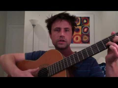 "Juno ""All I Want is You"" Guitar Lesson"